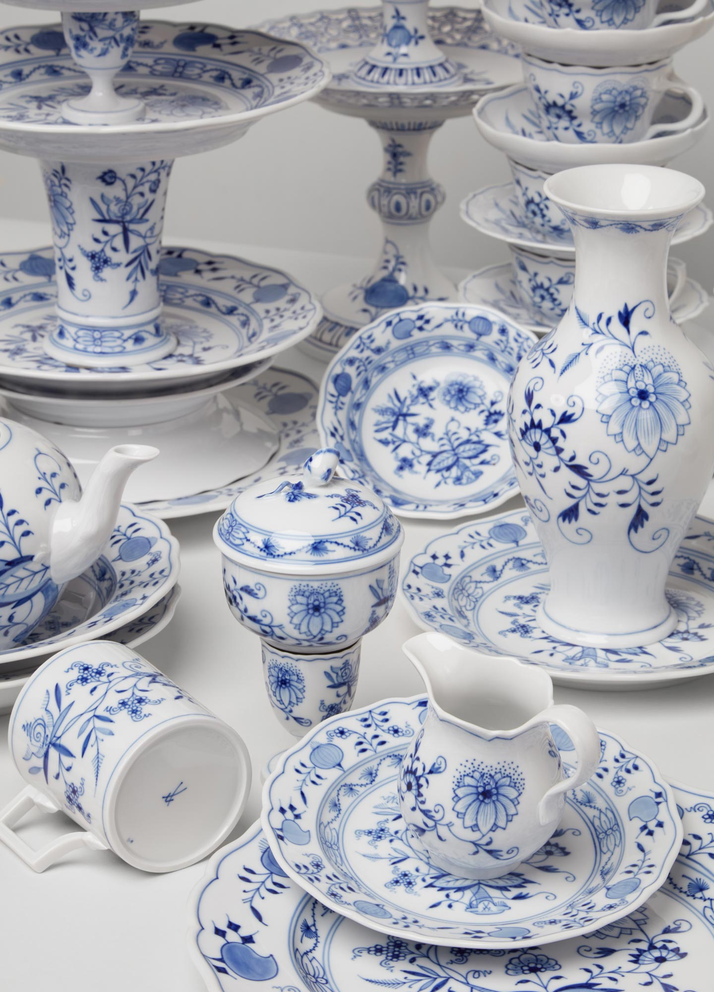 Meissen Tableware Porcelain Manufactory Meissen