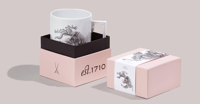 mit 20 unterschiedlichen dekoren ist the meissen mug collection zugleich vielseitige. Black Bedroom Furniture Sets. Home Design Ideas